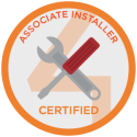 Control4 Associate Installer Certification Badge